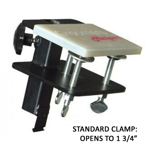 Groomers Helper 1 inch Standard Clamp opens to 1.75 inches