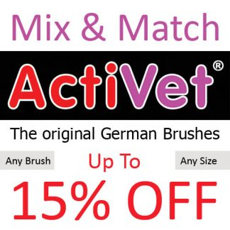 Mix & Match Professional Grooming Brushes