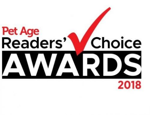 No-Choke Lead Wins Pet Age 2018 Readers' Choice Awards
